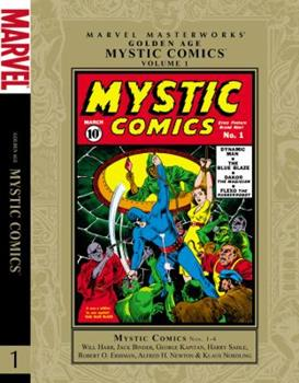 Marvel Masterworks: Golden Age Mystic Comics, Vol. 1 - Book #154 of the Marvel Masterworks