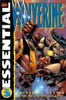 Essential Wolverine, Vol. 3 (Marvel Essentials) - Book  of the Essential Marvel