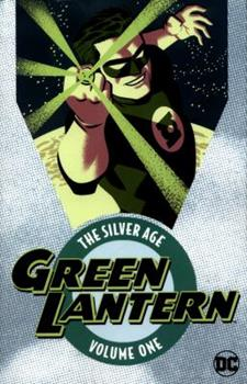 Green Lantern: The Silver Age Omnibus Vol. 1 - Book  of the Green Lantern #Hal Jordan vol. 2