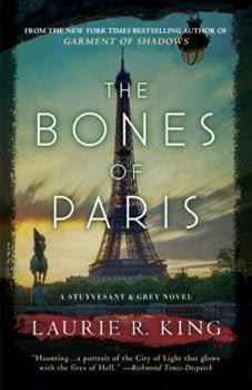 The Bones of Paris 1410462218 Book Cover