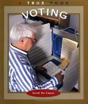 Paperback Voting (True Books: Civics) Book