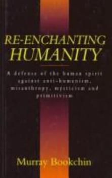 RE-Enchanting Humanity 030432843X Book Cover