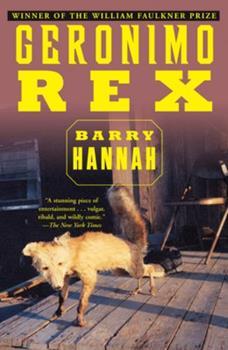 Geronimo Rex 0802135692 Book Cover