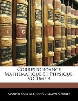 Paperback Correspondance Math?matique et Physique Book