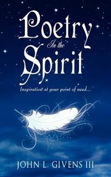 Paperback Poetry In the Spirit Book