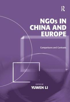 Hardcover Ngos in China and Europe: Comparisons and Contrasts Book
