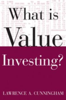 Paperback What Is Value Investing? Book