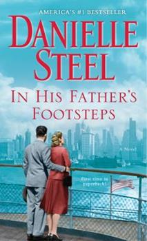 In His Father's Footsteps 0399179267 Book Cover