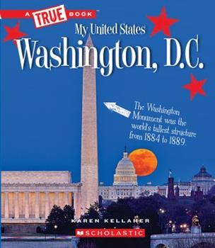 Washington, D.C. 0531247236 Book Cover