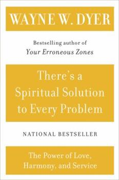 Paperback There's a Spiritual Solution to Every Problem Book