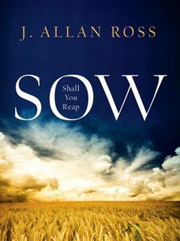 Sow Shall You Reap 0984296409 Book Cover
