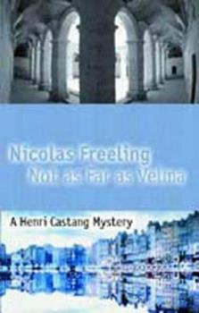 Not As Far As Velma 0445408111 Book Cover
