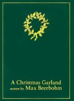 A Christmas Garland 0300058098 Book Cover
