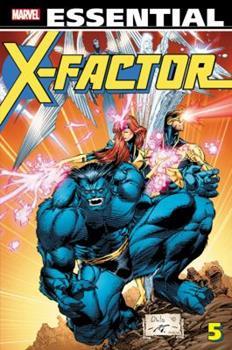 Essential X-Factor, Vol. 5 - Book  of the Essential Marvel