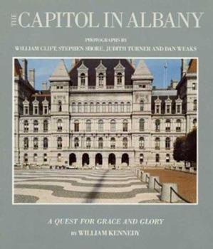 The Capitol in Albany 0893812099 Book Cover