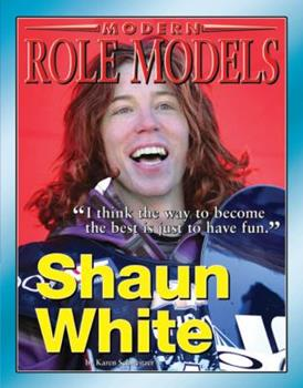 Shaun White - Book  of the Role Model Athletes