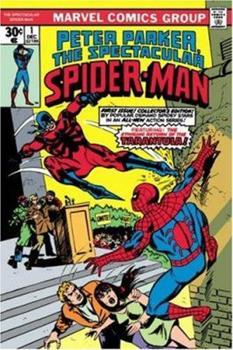 Essential Peter Parker, The Spectacular Spider-Man, Vol. 1 (Marvel Essentials) - Book  of the Essential Marvel