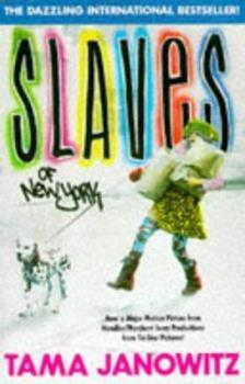 Paperback Slaves of New York (Picador Books) Book