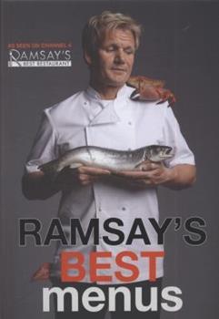 Ramsay's Best Menus 1844009157 Book Cover