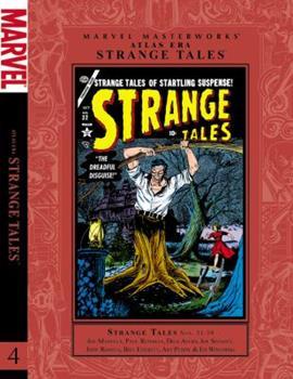 Marvel Masterworks: Atlas Era Strange Tales, Vol. 4 - Book #156 of the Marvel Masterworks