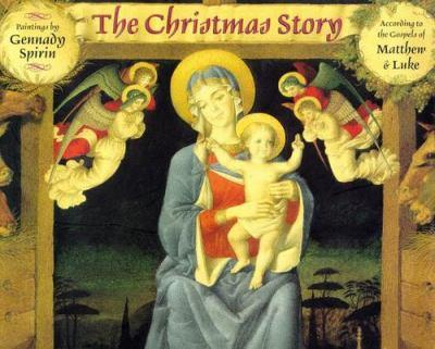 Hardcover The Christmas Story: From The King James Bible Book