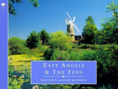 Country Series: East Anglia & The Fens 1857999290 Book Cover