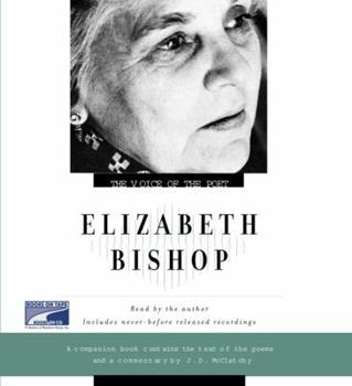 The Voice of the Poet : Elizabeth Bishop - Book  of the Voice of the Poet