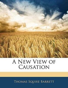 Paperback A New View of Causation Book