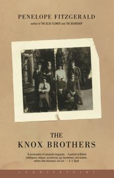 The Knox Brothers 1582431639 Book Cover