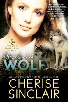 Paperback Winter of the Wolf: The Wild Hunt Legacy Book