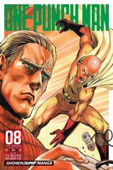 One-Punch Man, Vol. 8 - Book #8 of the  / ONE-PUNCH MAN