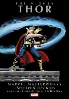 Marvel Masterworks:  The Mighty Thor, Vol. 1 - Book #18 of the Marvel Masterworks