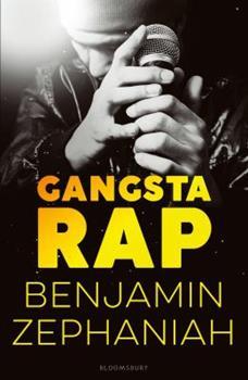 Paperback Gangsta Rap Book