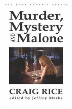 Murder, Mystery and Malone 1885941714 Book Cover