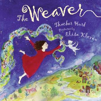 Hardcover The Weaver Book