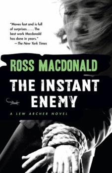 The Instant Enemy 0553247387 Book Cover