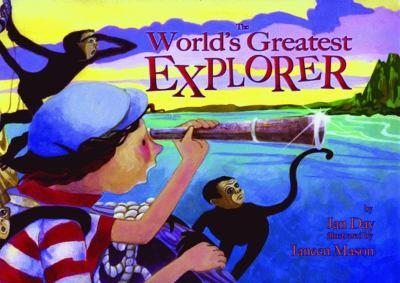 Hardcover The World's Greatest Explorer Book