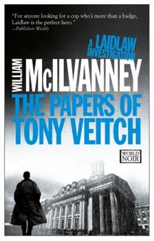 The Papers of Tony Veitch 0394734866 Book Cover