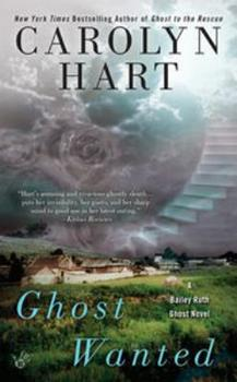 Ghost Wanted 0425266168 Book Cover