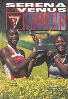 Venus & Serena Williams 0791057992 Book Cover