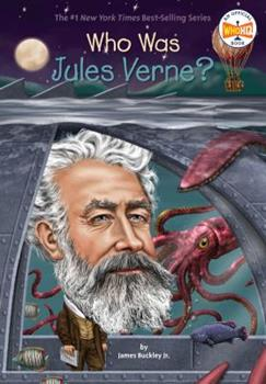 Who Was Jules Verne? - Book  of the Who Was/Is...?