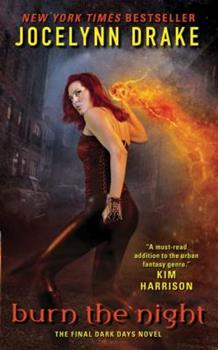 Burn the Night 0061851825 Book Cover