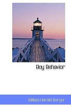 Paperback Boy Behavior Book
