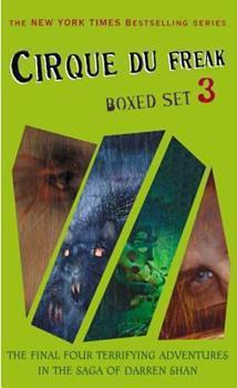 Cirque Du Freak Boxed Set #3 (Books 9-12)