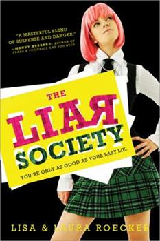 The Liar Society 1402256337 Book Cover