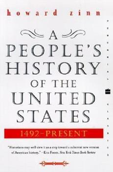 Paperback A People's History of the United States: 1492-Present (Perennial Classics) Book