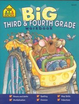 Big Get Ready! Grades 3-4 - Book  of the BIG Workbooks