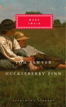 Adventures of Tom Sawyer / Adventures of Huckleberry Finn - Book  of the Adventures of Tom and Huck