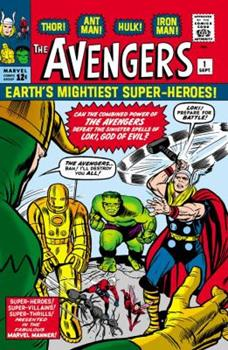 The Avengers Omnibus, Vol. 1 - Book  of the Avengers 1963-1996 #278-285, Annual