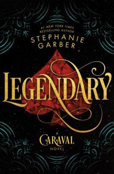 Legendary 1250095328 Book Cover